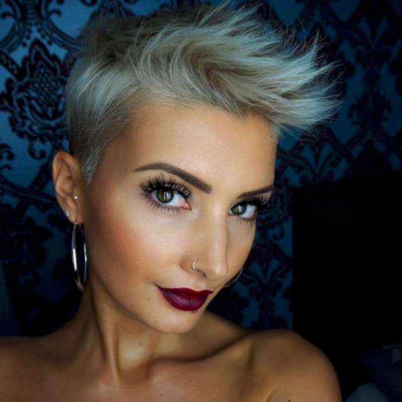 Short Hairstyle 2018 – 167