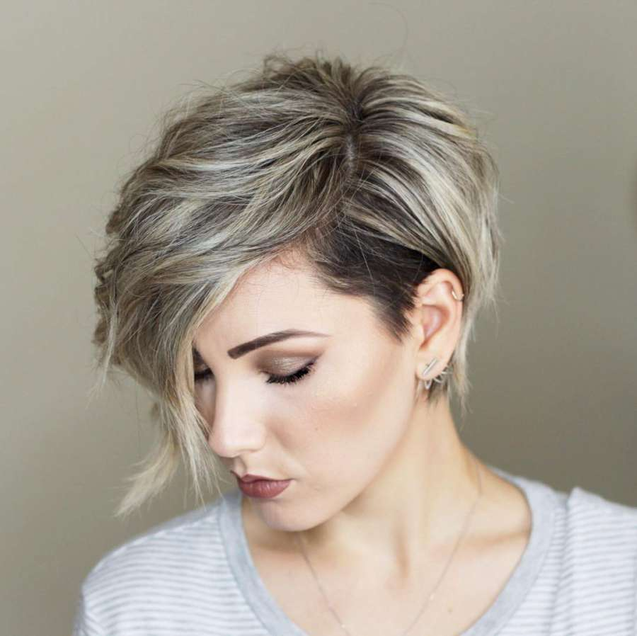 Short Hairstyles 2017 2018: Short Hairstyle 2018 €� 63