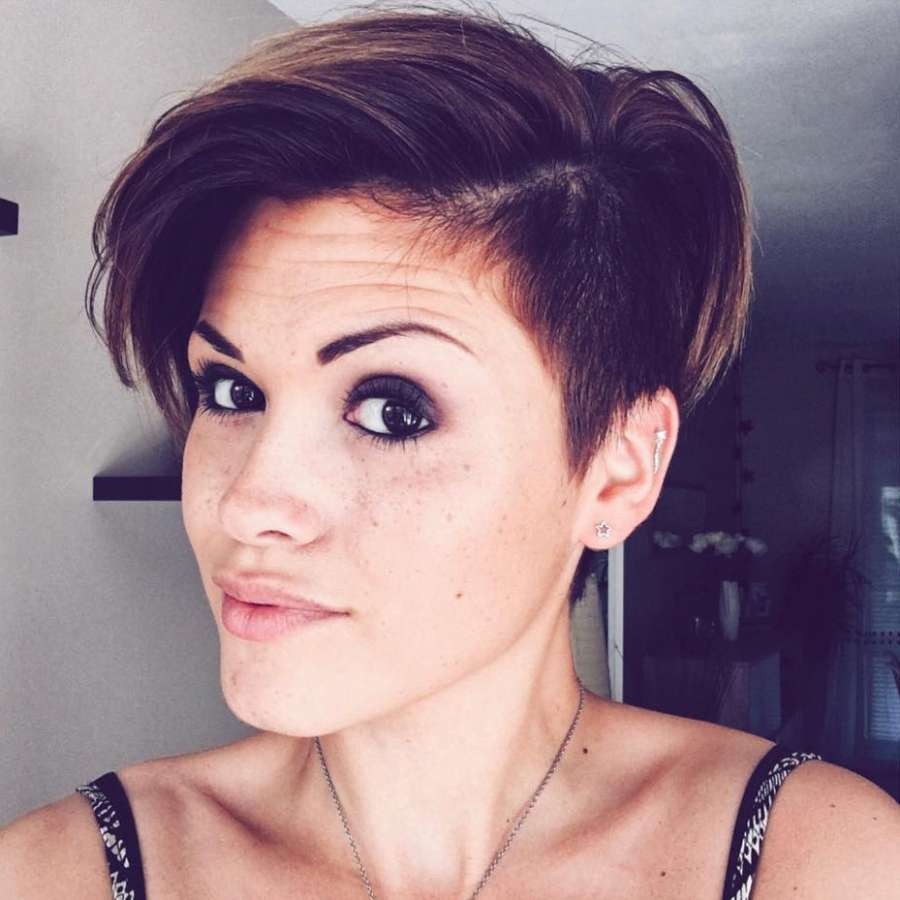 Short Hairstyle 2018 – 82