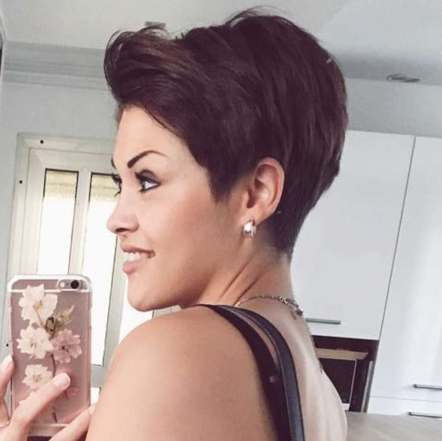 Short Hairstyle 2018 – 85