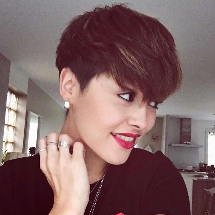Short Hairstyle 2018 – 86