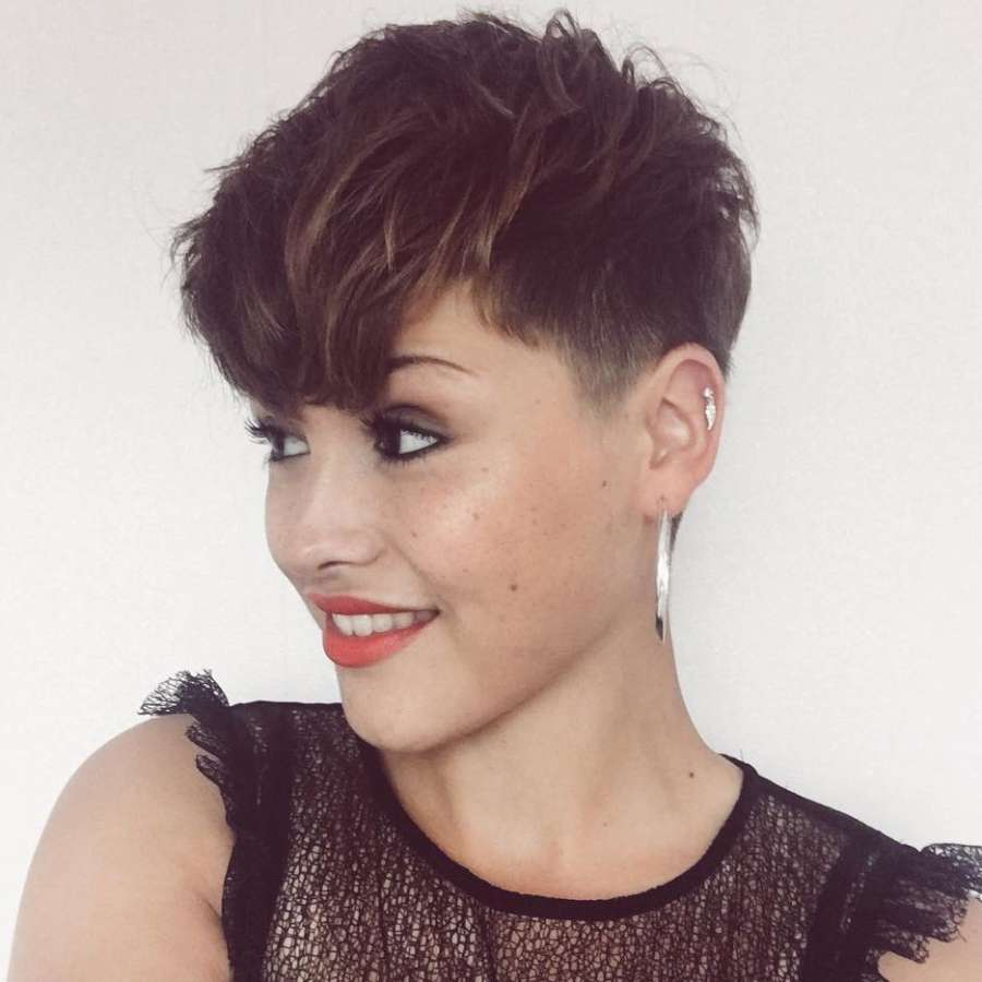 Short Hairstyle 2018 – 89