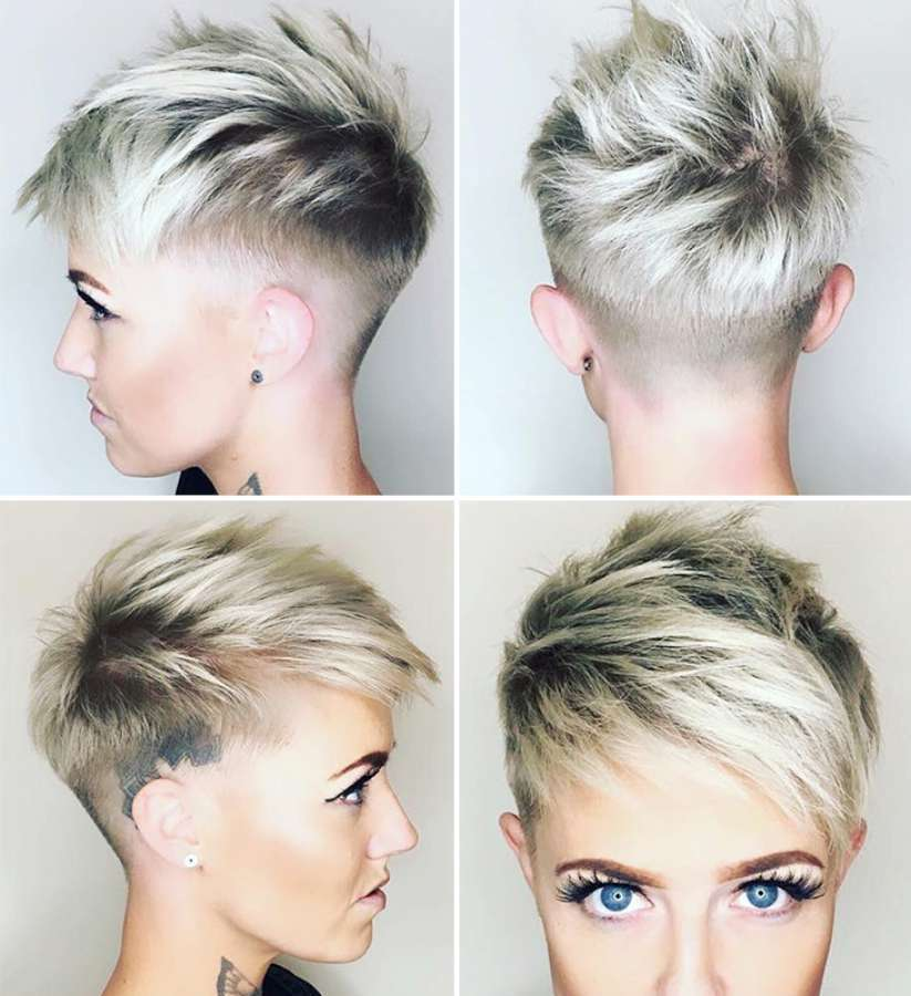short hairstyle 2018 - 12 fashion