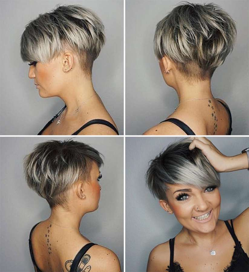 short hairstyle 2018 - 20 fashion