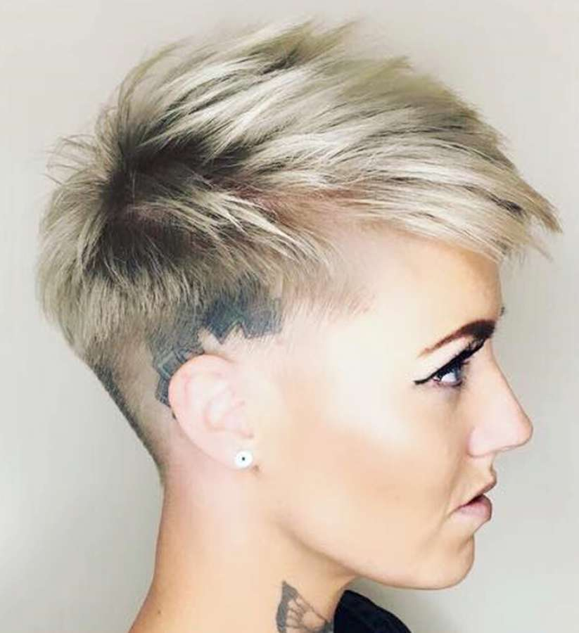 Image Result For Asymmetrical Short Haircuts