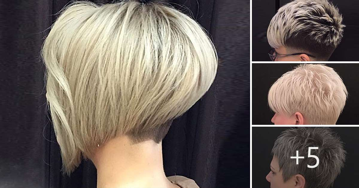 Short Hairstyles 2018 Fashion And Women