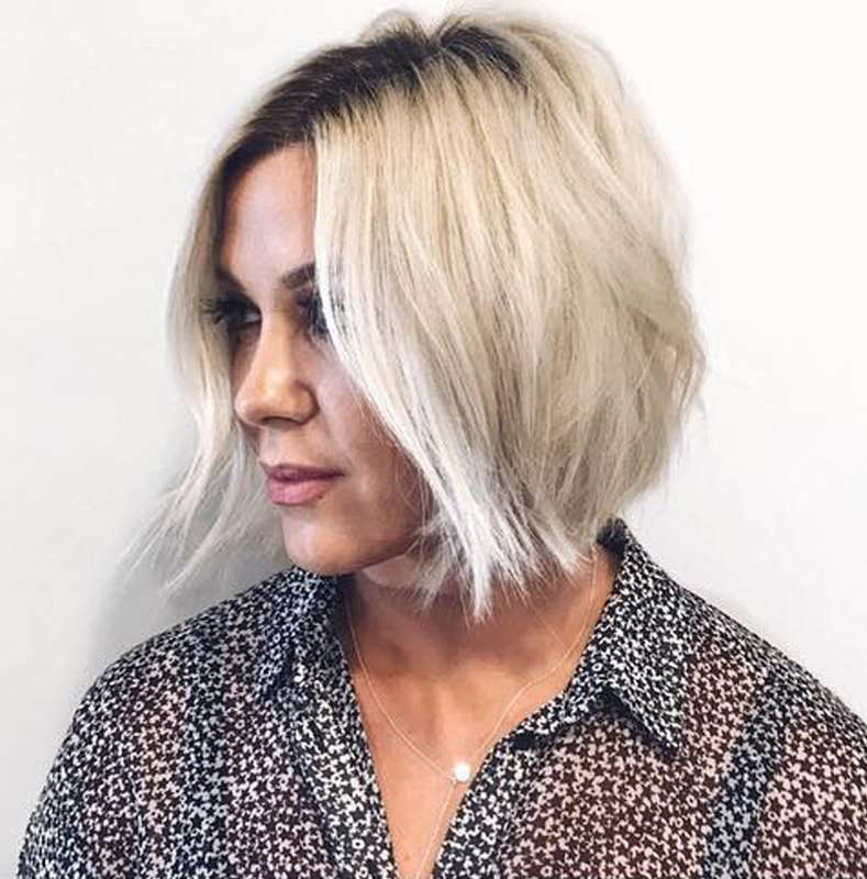 Short Hairstyles For 2018 - 2
