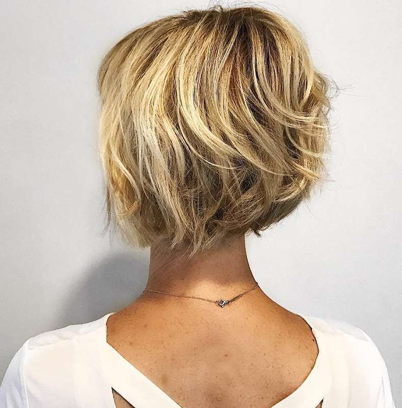 Short Hairstyles For 2018 - 4