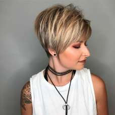 2018 Short Hairstyle - 3