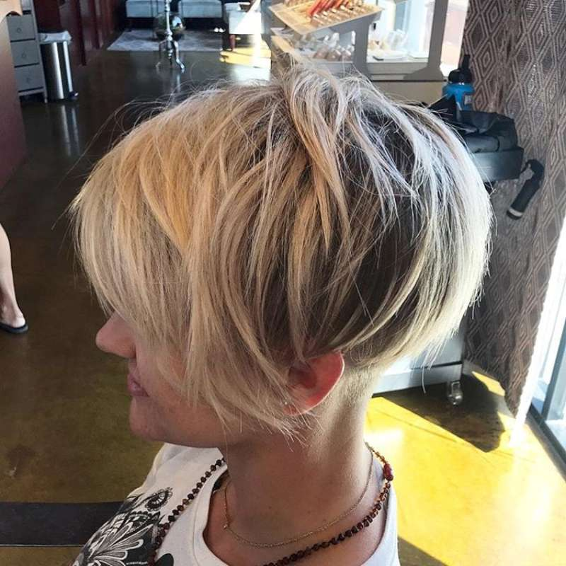 2018 Short Hairstyle - 5