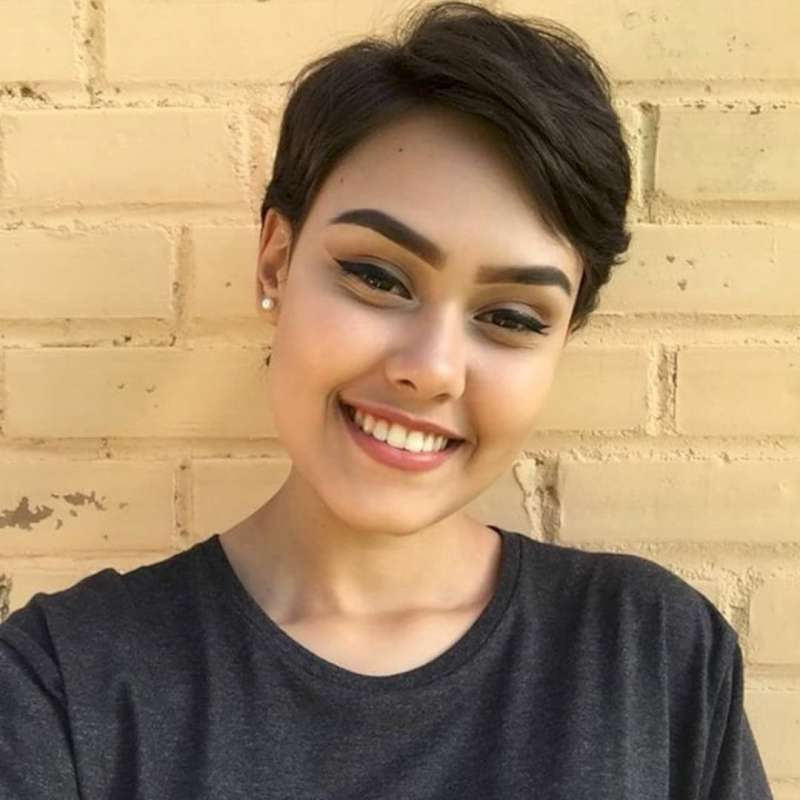 2018 Short Hairstyle - 6