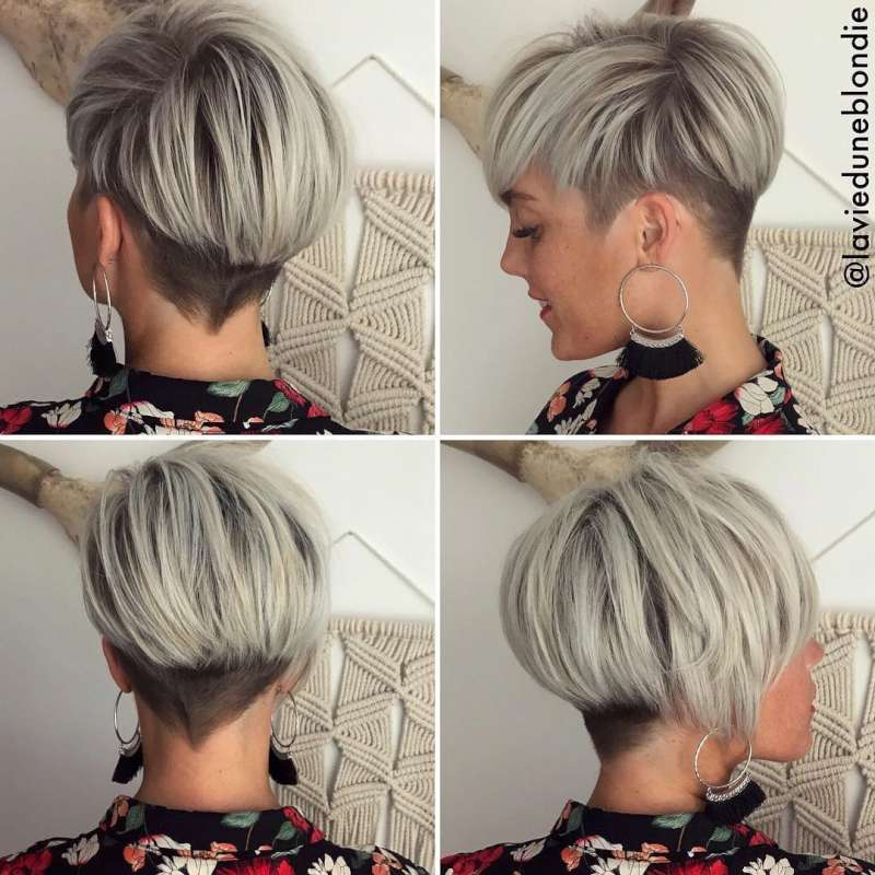 2018 Short Hairstyles - 12