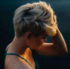 Christina Perez Short Hairstyles - 8