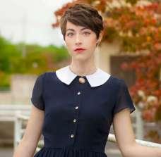 Savoir Faere Short Hairstyles - 2
