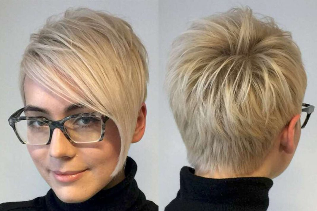 Angelica Short Hairstyles