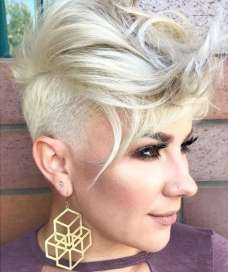 Lena Short Hairstyles - 3