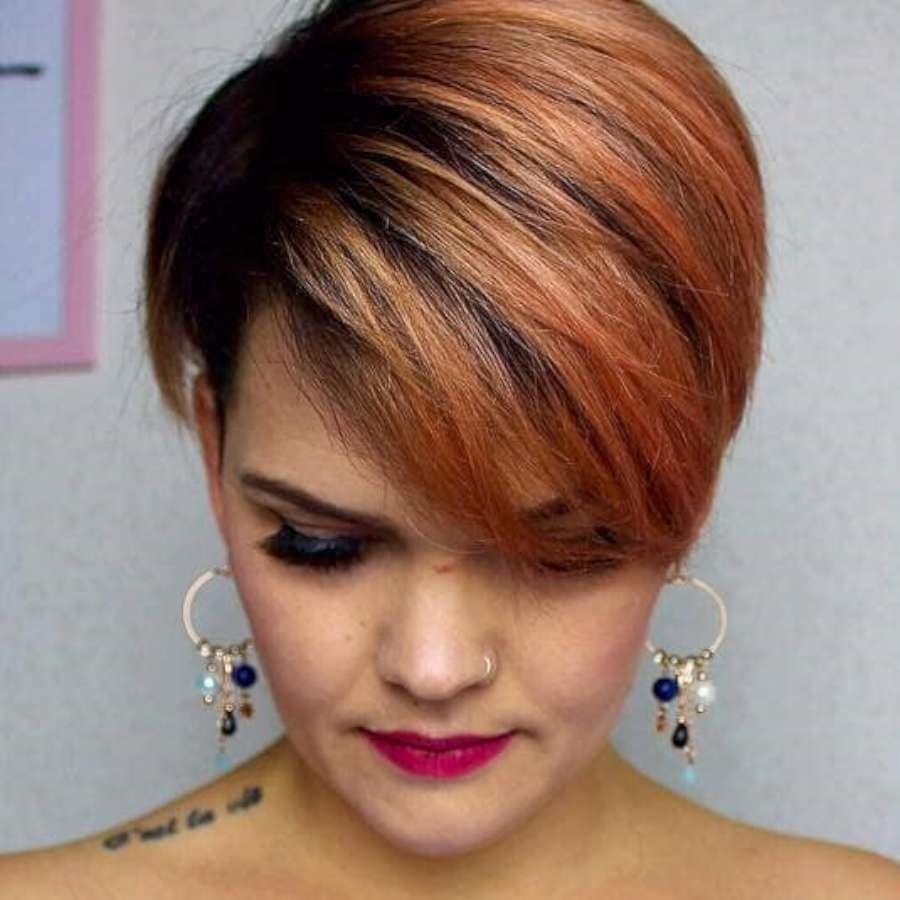 Sali Rasa Short Hairstyles 2018 - 6