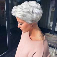 Beautiful Short Hairstyles – 14