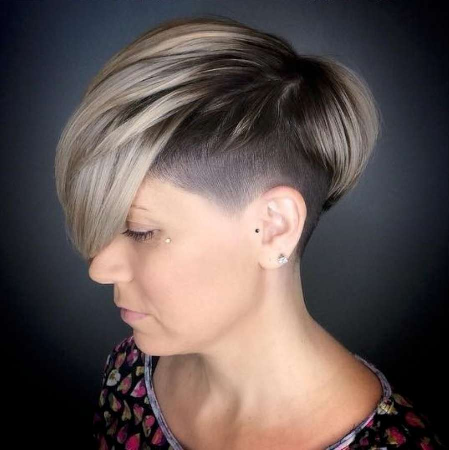 Beautiful Short Hairstyles - 3