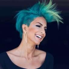 Alineh Avanessian Short Hairstyles - 6