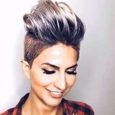 Alineh Avanessian Short Hairstyles - 8