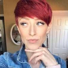 Olivia Devries Short Hairstyles - 3
