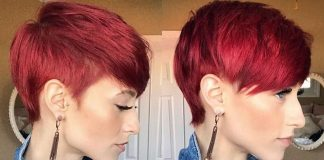 Olivia Devries Short Hairstyles