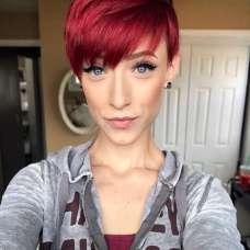 Olivia Devries Short Hairstyles - 5