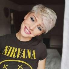 Anna Maria Short Hairstyles - 3