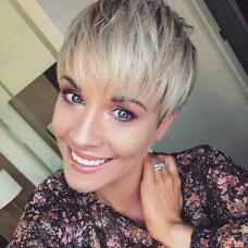 Corinne Gerrard Short Hairstyles - 5