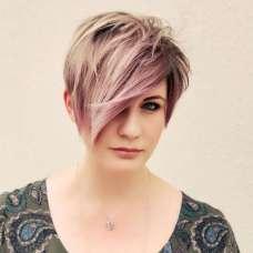 Danitza Ladwig Short Hairstyles - 1
