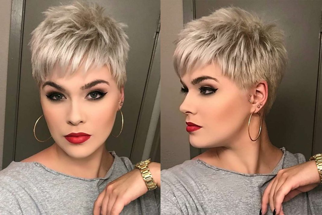 Kingsley Brown Short Hairstyles