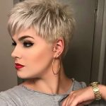 Kingsley Brown Short Hairstyles - 2