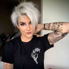Best Short Hairstyles 2018 - 13