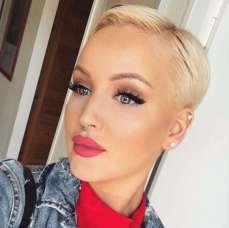 Lara Honeey Short Hairstyles - 5