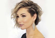 Short Hairstyles Chloe Brown