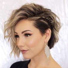 Short Hairstyles Chloe Brown - 5