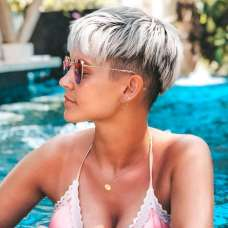 Short Hairstyles Madeleine Schön - 5