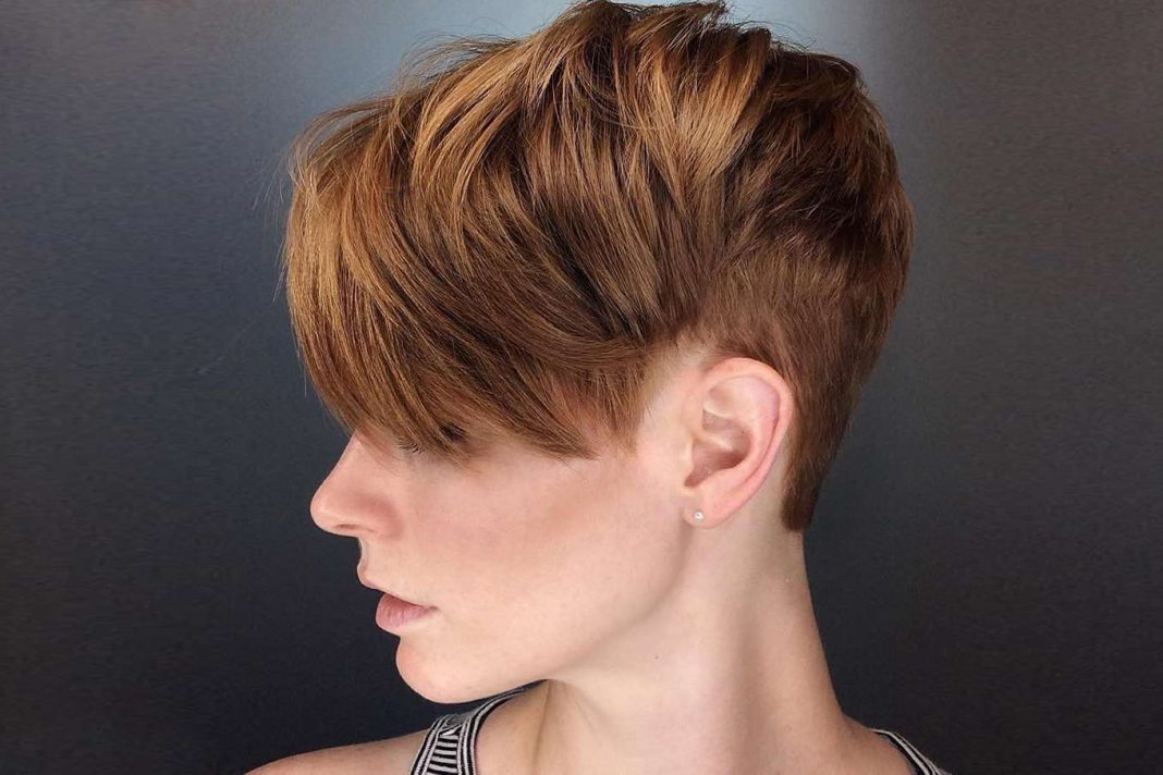 Alicia Simone Short Hairstyles
