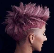 Alineh Short Hairstyles - 1