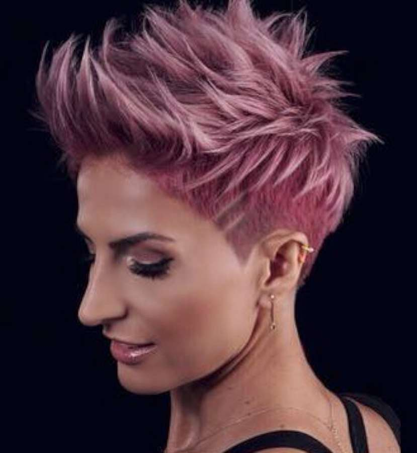 Alineh Short Hairstyles - 2