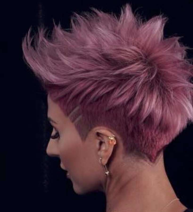 Alineh Short Hairstyles - 3