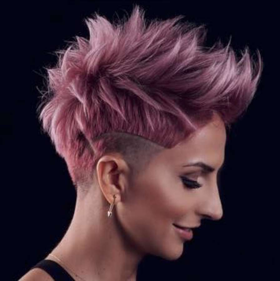 Alineh Short Hairstyles - 7