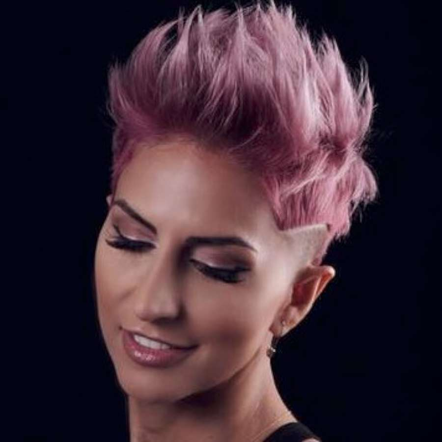 Alineh Short Hairstyles - 8