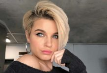 Juliana Short Hairstyles