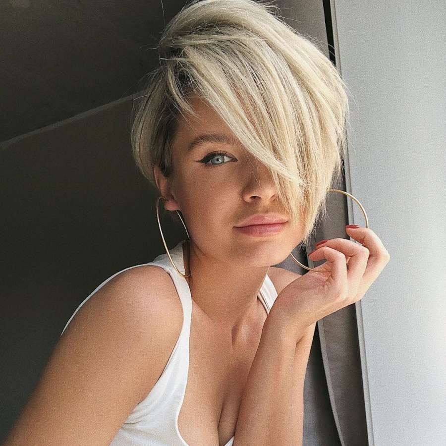 Juliana Short Hairstyles - 8