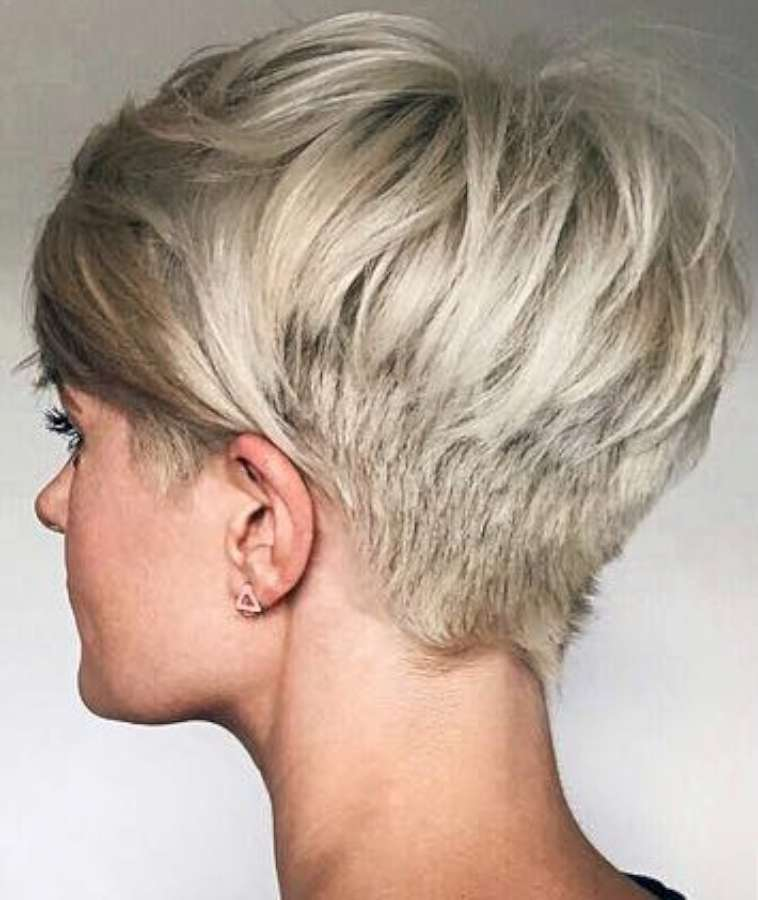 New Short Hairstyle 2018 - 4