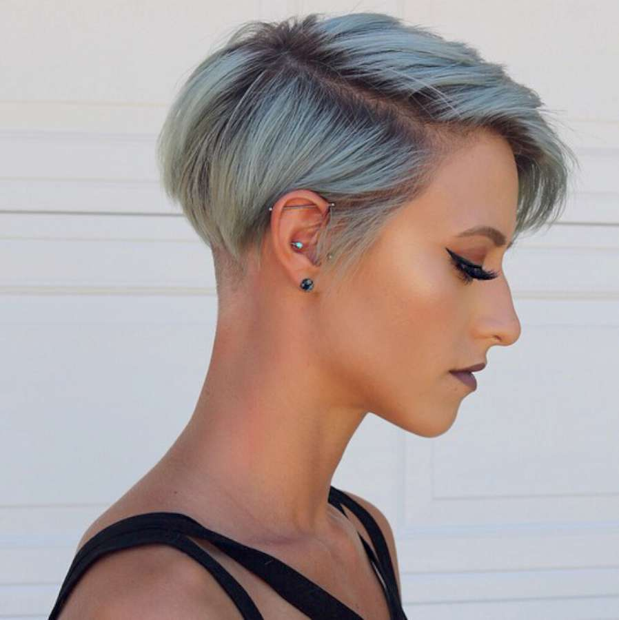 Olivia Hodges Short Hairstyles - 4