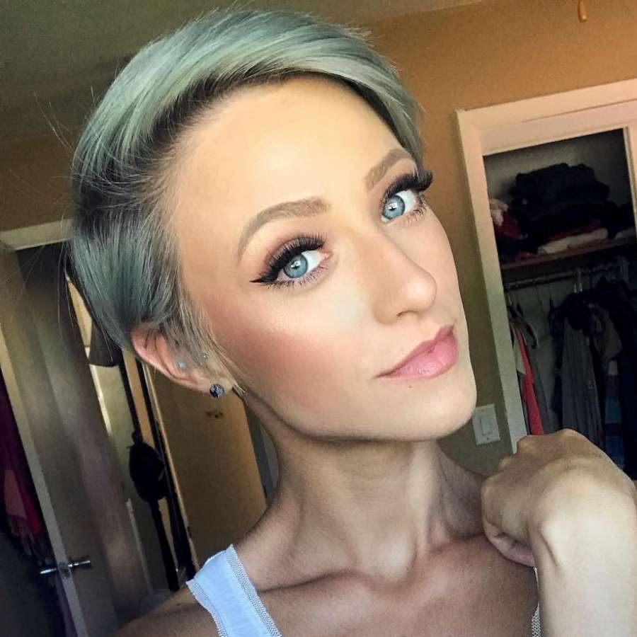 Olivia Hodges Short Hairstyles - 8