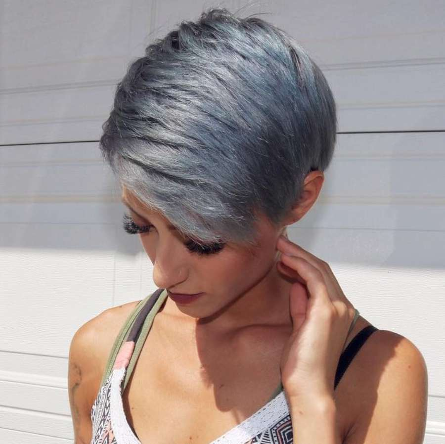 Olivia Hodges Short Hairstyles - 9